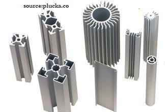 Aluminium-metal-extrusion