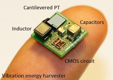 MEMS Vibration energy harvester