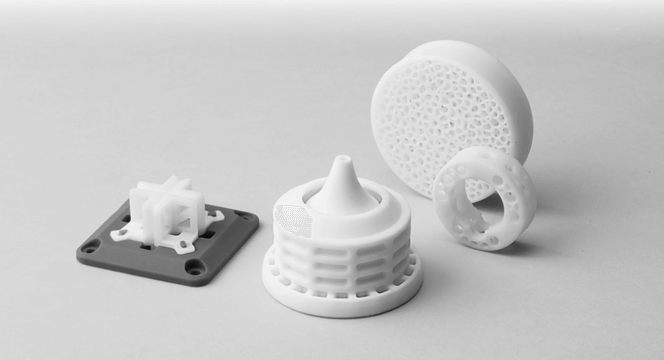 Stereolithography parts