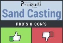 Pros and Cons of Sand casting
